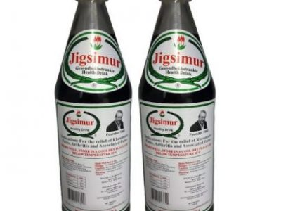 igsimur Natural Health Drink 750ml 100% Aloe Ferox(2 Bottles)