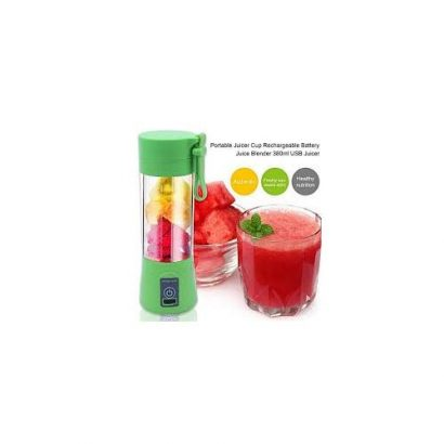Rechargeable Smoothie Maker and Blender
