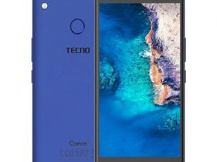 Tecno Camon CX Air 5.5-Inch (2GB,16GB ROM) Android 7.0 Nougat, 13MP + 13MP Dual SIM 4G Smartph