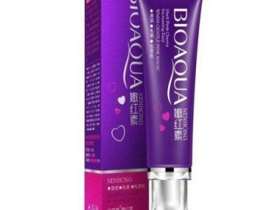 Bio Aqua Pure Natural Nipple, Pink Lips Cream & Balm