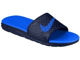 Nike Benassi Solarsoft 2 Slide – Blue / Royal