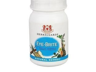 Swissgarde supplements EYE BRITE TABLETS (Improve Vision)