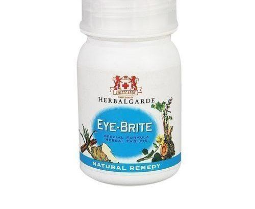 Swissgarde supplements EYE BRITE TABLETS (Improve Vision)