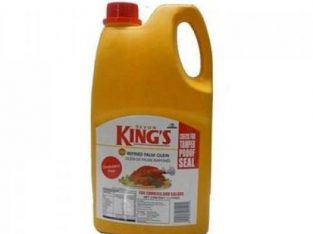 Devon King'S Vegetable Oil-3 Litres