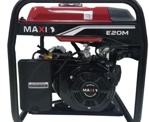 Maxi 2.5 KVA Manual-Start Generator EM20