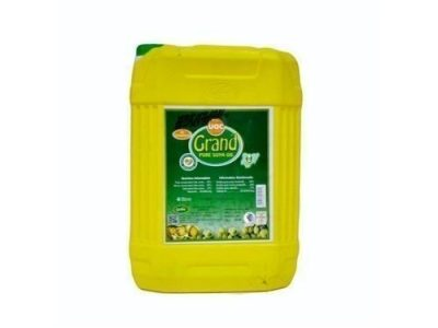 Uac Grand Pure Groundnut Oil Grand Pure Soya Oil 4 Litres
