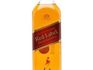 Johnnie Walker Red Label – 70cl 40% acl. (Single Bottle)