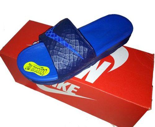Nike Benassi Solarsoft 2 Slide – Blue / Royal