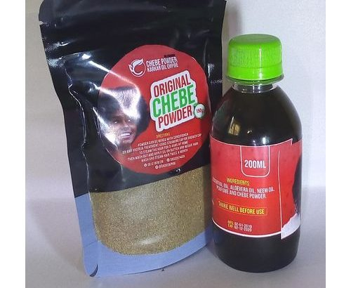 Chebe Powder and Karkar Oil – How to use Chebe Powder and Karkar Oil