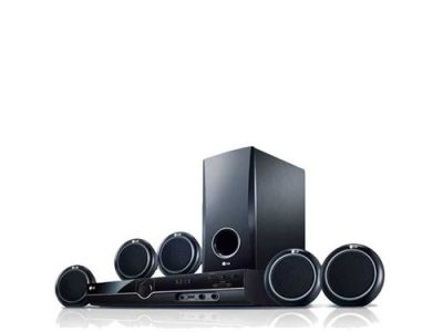LG Home Theatre {bluetooth + Usb + Dvd Player}