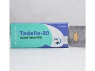 Evans Tadalis-20 For Erectile Dysfunction