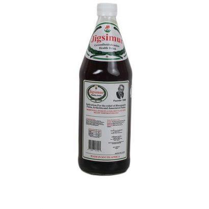 Jigsimur Natural Health Drink (750ml)100% Aloe Ferox