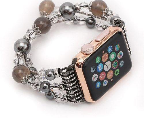 Handmade Women Jewery Bracelet Strap For Apple Watch Watch