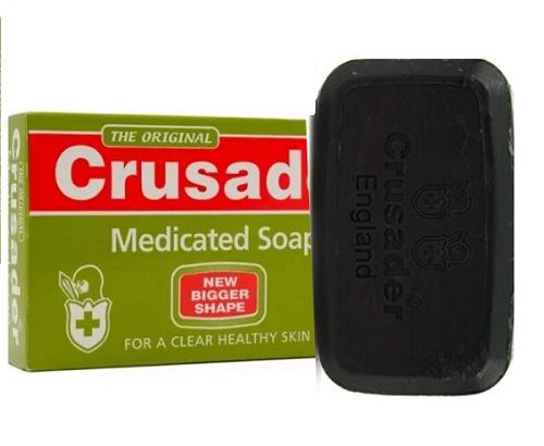Crusader Antiseptic & Medicated Safety Soap – Pack Of Six