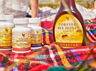 Forever living 2 in 1 combo Gin chia