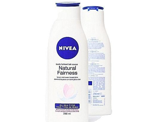 Nivea NATURAL FAIRNESS Lotion & Cream