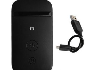 ZTE Mobile 4G LTE Wifi / Mifi MtnGlo Airtel Etisalat 9mobile