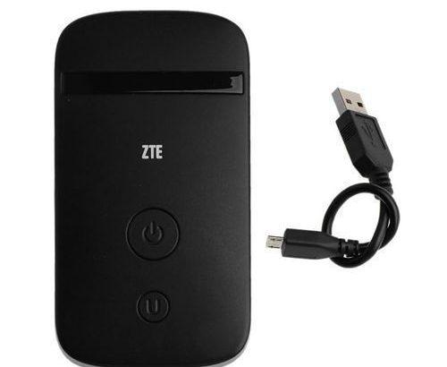 ZTE Mobile 4G LTE Wifi / Mifi MtnGlo Airtel Etisalat 9mobile