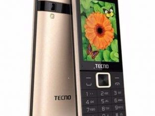 Tecno T528 -DUAL SIM,Phone With Large Loudspeak & Strong Bass, CAMERA, BLUETOOTH,2500MAH BATTERY Cha