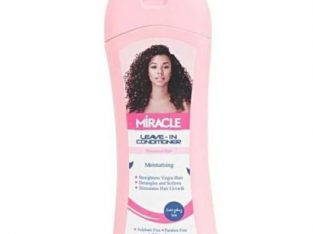 Lumog Miracle Live In Condittioner – Hairs, Weavon & Wigs – 500ml.
