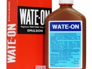 Wate On Emulsion
