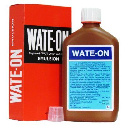 Wate On Emulsion