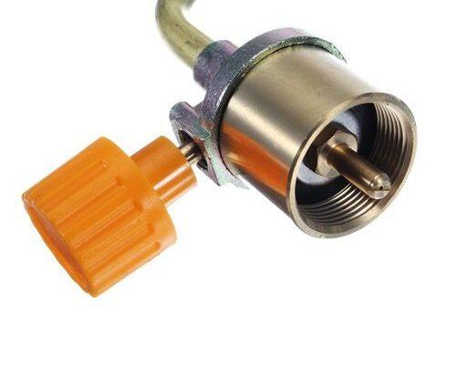 MAPP Gas Ignition Turbo Torch Brazing Solder Propane Welding Nozzles Plumbing.