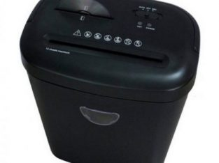 Pro Action 12 Sheet 25 Litre Card and CD Cross Cut Shredder