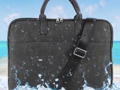 JQMEi Scratch Resistant Laptop Handbag