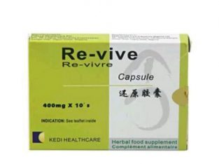 Kedi Re-vive PREMATURE EJACULATION Supplement (10 Capsules)