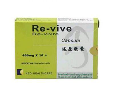Kedi Re-vive PREMATURE EJACULATION Supplement (10 Capsules)