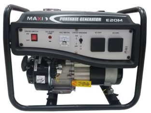 Maxi 2.5 KVA Manual-Start Generator EM20