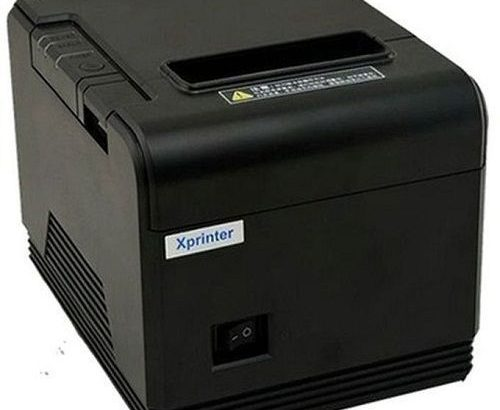 Thermal XPrinter 80mm POS Thermal Receipt Printer With Autocutter