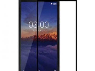 Nokia Nokia 3.1 Screen Protector Black