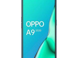 Oppo A9 2020 6.5″ 8GB RAM 128GB ROM (48MP+8MP+2MP+2MP) + 16MP Camera Dual SIM 5000mAh 4G – Marine Gr