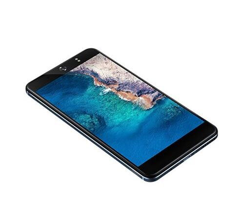 Tecno Camon CX 5.5- Inch IPS (2GB, 16GB ROM) Android 7.0 Nougat, 16MP + 16MP Dual SIM 4G Smartphone