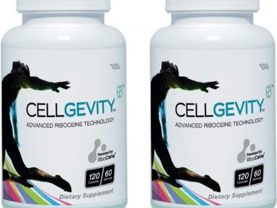 Cellgevity, Advanced Riboceine Technology, 120 Vegetable Capsules, 30 Servings (1pack)