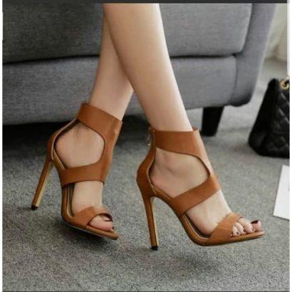 Unique Lady's Sandals
