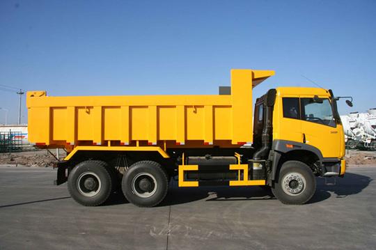 FAW 6×4 25Ton Dump Truck 340hp