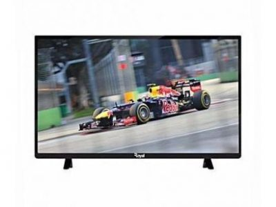 Royal 40 INCHES FULL HD LED TV +FREE WALL BRACKET
