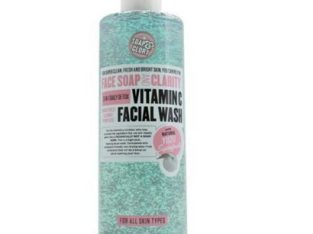 Soap and Glory Daily Detox Vitamin C Facial Wash -350mL