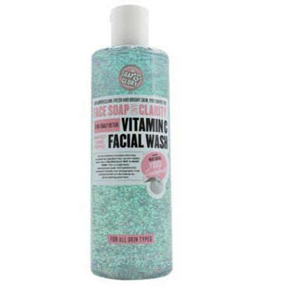 Soap and Glory Daily Detox Vitamin C Facial Wash -350mL