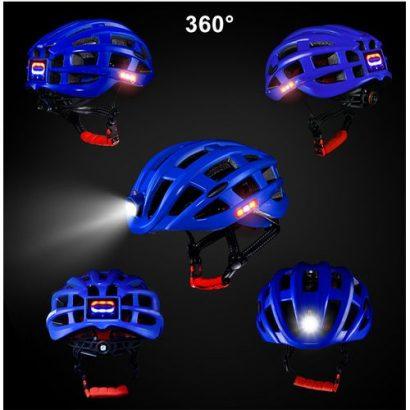 Jqaiq Cycling Helmet Bike Ultralight Helmet With