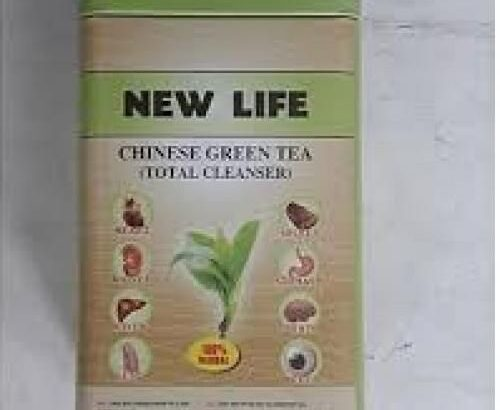 New Life Cleanser Herbal Chinese Tea