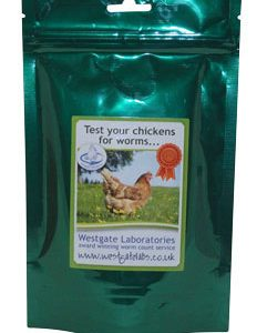 Worm Count For Chickens
