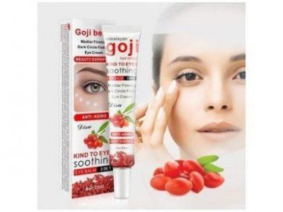 Goji Dark Circle Fading Eye Cream – MEDLAR EXTRACT