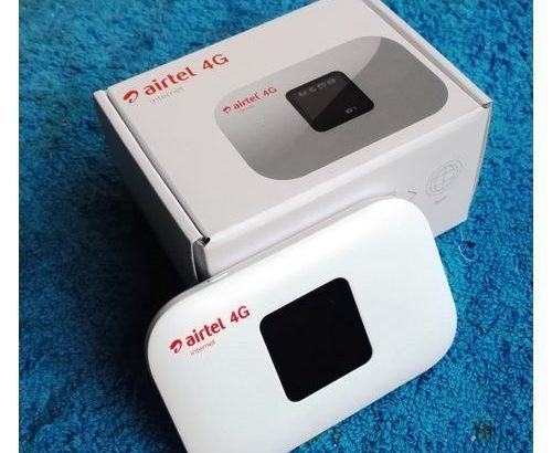 Airtel Router HotSpot – Airtel Mifi Price