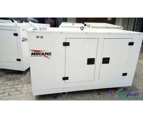 Generations Mikano 20kva Soundproof Generator