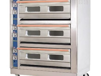Omega Industrial Electric Oven (3 Step)