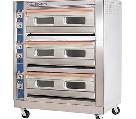 Omega Industrial Electric Oven – Baking Oven